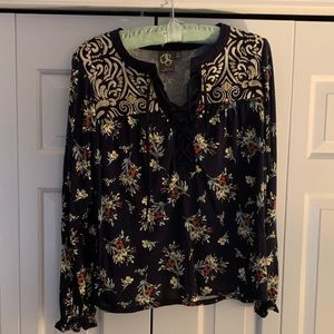 Anthropologie / One September top